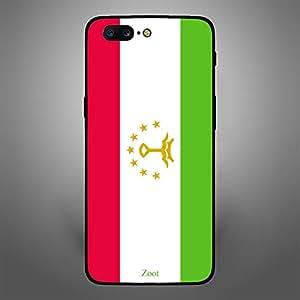 OnePlus 5 Tajikistan Flag