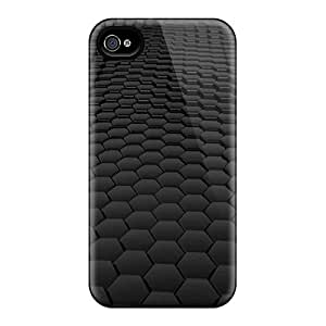 Hexagons Protective Cases Compatibel With Diy For SamSung Note 3 Case Cover