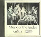Music of the Andes - Caliche - Musical Heritage Society