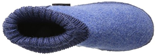 Giesswein 6 Adults' Blue Slippers Kramsach Unisex Blue Top Low Capriblau PcrZO6Pyq