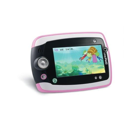 LeapFrog LeapPad2 Power Learning Tablet, Pink by LeapFrog (Image #10)