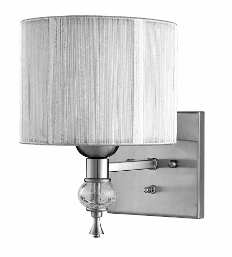 World Imports 8261-37 Uptown Contemporary 1 Light Wall Sconce