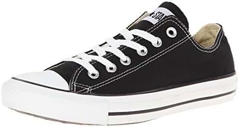 Converse Unisex Chuck Taylor All Star HI Basketball Shoe (5.5 B(M) US Women / 3.5 D(M) US Me, Black) (Black, 10.5 B(M) US Women / 8.5 D(M) US Men)