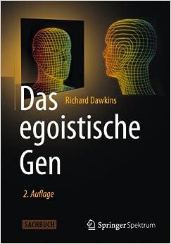 Book Das egoistische Gen: Mit einem Vorwort von Wolfgang Wickler (German Edition)