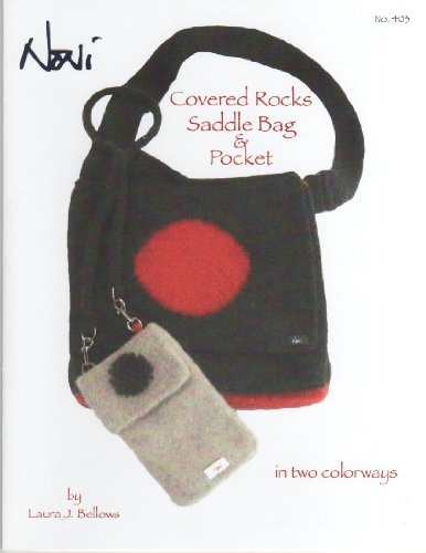 - Covered Rocks Saddle Bag & Pocket Knit/Felt Pattern (403)