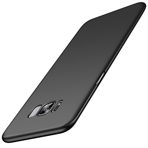 Anccer Compatible for Galaxy S8 Case [Colorful Series] [Ultra-Thin] [Anti-Drop] Premium Material Slim Full Protection Cover for Samsung Galaxy S8 5.8 Inch (Not Fit for Galaxy S8 Plus) (Dark)