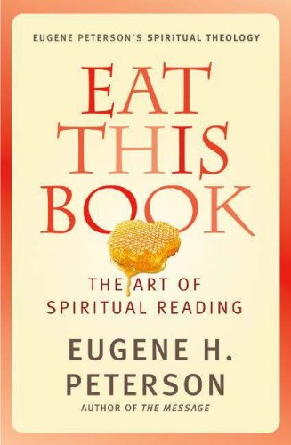 Eat This Book: A Conversation in the Art of Spiritual Reading (English Edition)