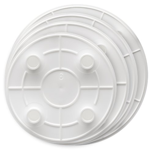 Lady Mary / Ateco Separator Plates, Set of 4