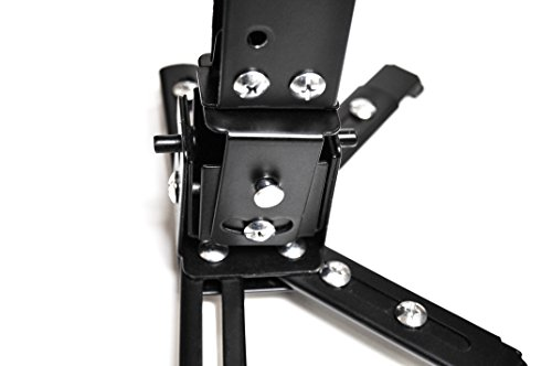 Universal Home Theater Projector Ceiling Mount with Adjustable Tilt and Swivel Arm (P-MOUNT-BL) by FAVI (Image #8)