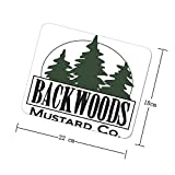 Backwoods Mouse Pad Non-Slip Rubber Mouse pad Personalized Rectangle Mouse Pad