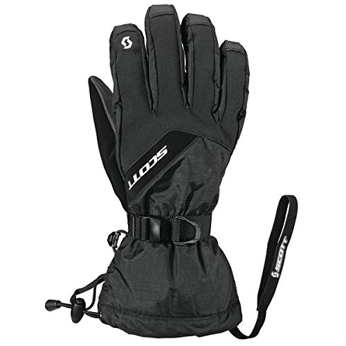 Scott Ultimate Hybrid Glove - Black Large