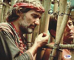 Dennis Hopper Signed 8x10 Photo Apocalypse Now - PSA/DNA Authentication - Celebrity Autographs