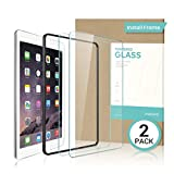 [2 Pack]Ainope iPad 9.7 6th Generation Screen Protector,[Easy Install Frame]Tempered Glass Screen Protector for iPad Pro 9.7/iPad 5/iPad Air 2 -Apple Pencil Compatible/High Definition/Anti-scratch