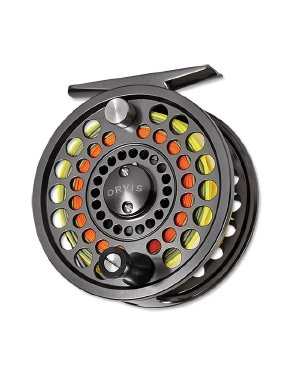 (Orvis Fly Fishing Battenkill Disc Spools, 2.75-inch Diameter Disc II for line weights 3-5, 4.6 oz)
