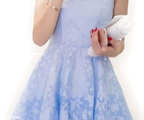 臨検メナジェリー抽出naniwart[ナニワート]【naniwart】 大きいサイズ あり パーティー 結婚式 大人優雅 異なる素材 切替 花柄レース 長袖ドレス ワンピース