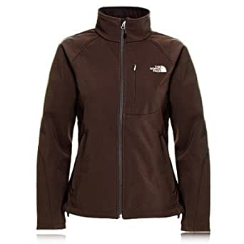 The North Face Lady Apex Bionic Jacket - X Large - Brown