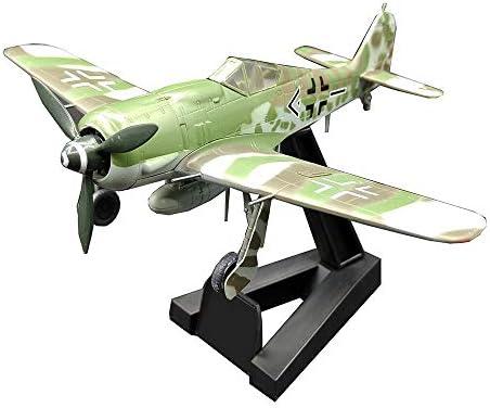 軍用WWII ジェット戦闘機のプラモデル、72分の1スケールBF109G-2 JGファイターモデル、アダルトグッズやギフト、5.