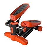 Stepper Weight Loss Machine Climbing Slimming Foot Machine in Place Mute Stepping Machine Bearing 150kg Home Fitness Equipment Small Does Not Occupy Land Rosclou@