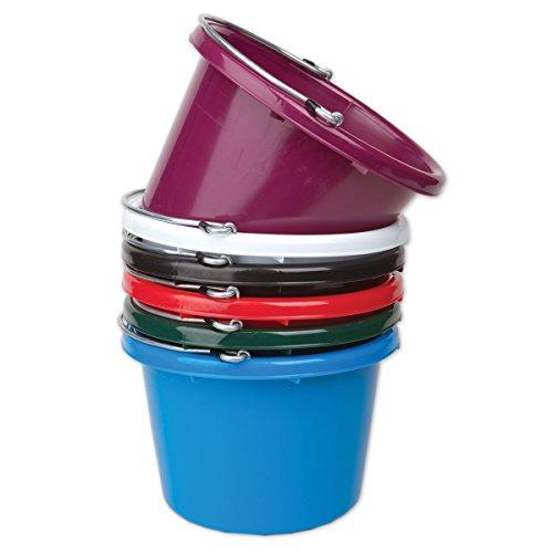 Horses Grooming Kit Fortiflex 2 Gallon Utility Bucket Blue