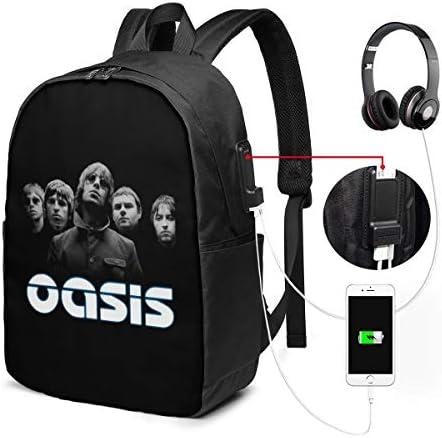 ビジネスリュック オアシス OASIS メンズバックパック 手提げ リュック バックパックリュック 通勤 出張 大容量 イヤホンポート USB充電ポート付き 防水 PC収納 通勤 出張 旅行 通学 男女兼用