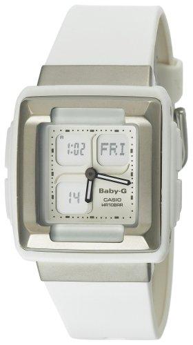 Casio Women s BG82F-7E3 Baby-G Square Ana-Digi Shock Resistant Sport Watch