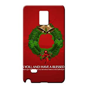 samsung note 4 case Skin Awesome Look phone carrying skins christmas wreath red holidays