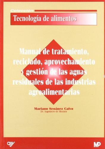 Descargar Libro Manual De Tratamiento, Reciclado, Aprovechamiento M. Seoanez Calvo