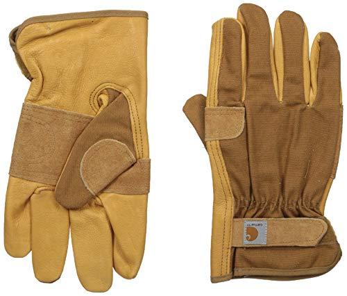 Carhartt Men's Chore Master Glove, brown Large