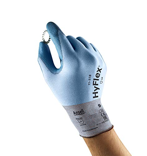 Ansell HyFlex 11-518 Light Duty Cut Resistant Gloves, Size 9 by Ansell (Image #4)