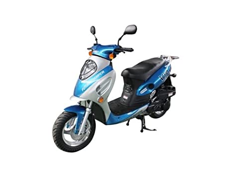 Amazon com: Tank Urban Sporty 150CC Moped Scooter