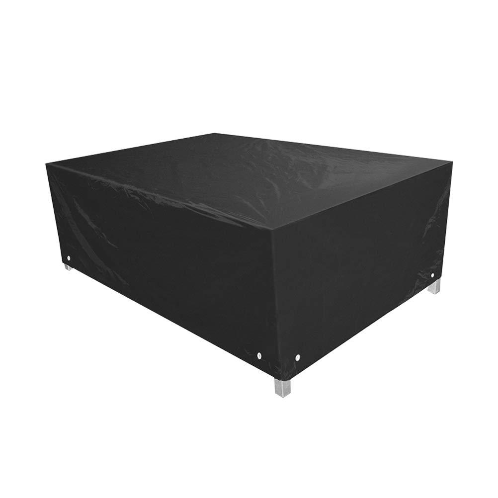design unico Yardwe Copertura arredonnato arredonnato arredonnato esterno da Giardino Impermeabile protezione per il divano esterno Tavolo Sedie 350x260x90cm  presa di fabbrica