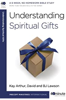 Understanding spiritual gifts a verse by verse study of 1 understanding spiritual gifts 40 minute bible studies negle Image collections