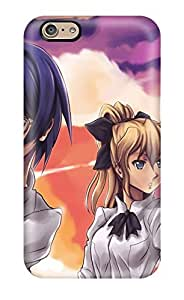 First-class Case Cover For Iphone 6 Dual Protection Cover Katawa Shoujo(3D PC Soft Case) hjbrhga1544