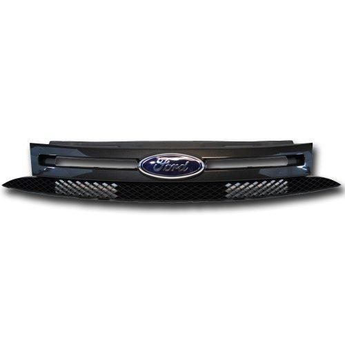 OEM New Ford Focus Black/Dark Chrome Grille SES ()