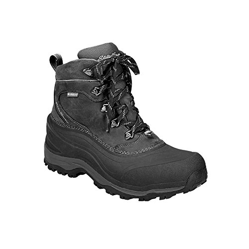 Mens Eddie Bauer Snowfoil Boot Carbon (grijs)