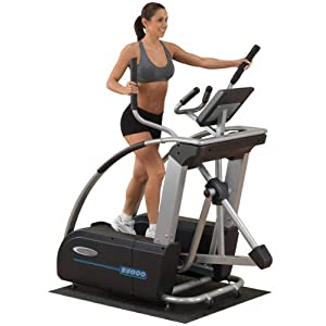 Body Solid E5000 Endurance Elliptical Trainer