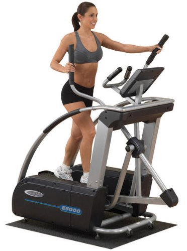 Body-Solid Endurance E5000 Premium Elliptical Trainer by Body-Solid