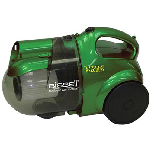 BISSELL Little Hercules Bagless Canister Vacuum Green BGC2000