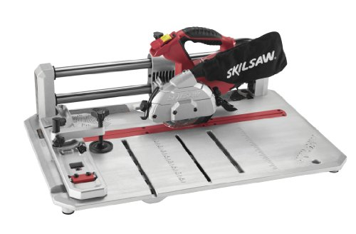 - SKIL 3601-02 Flooring Saw with 36T Contractor Blade