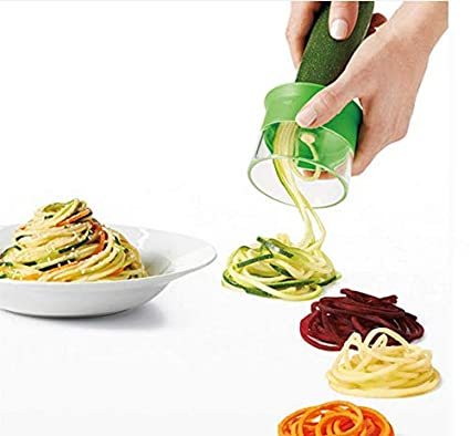 Hand Spiral Cutter For Vegetable Spaghetti Potato Courgettes Cucumbers Asparagus Peeler Schneider Cucumbers Peelers Carrots Grater Carrots