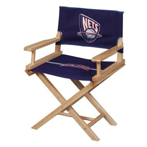 Guidecraft NBA New Jersey Nets Jr. Directors Chair by Toy Box Classics