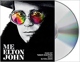 ELTON JOHN: ME ELTON JOHN OFFICIAL AUTOBIOGRAPHY CD ...