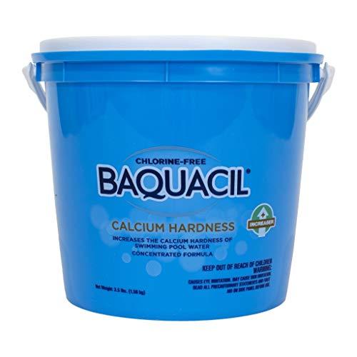 Baquacil 84367 Calcium Hardness Increaser (93%) Swimming Pool Chemical, Balancers, Clear ()