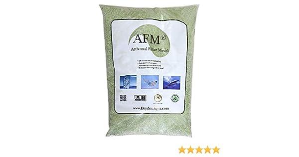 Vidrio filtrante activo AFM Grado 1: Amazon.es: Jardín