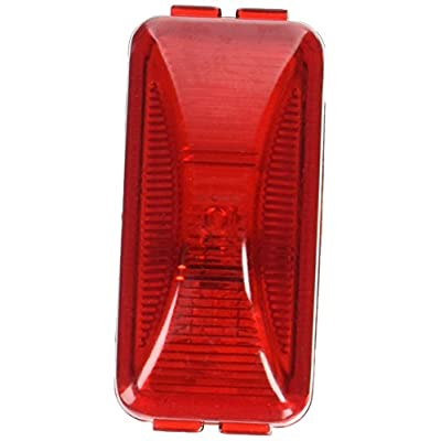 Peterson Manufacturing V150R Red Side Marker Light: Automotive