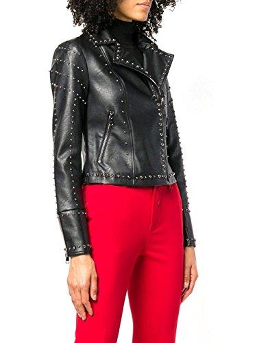 Taille Noir 44 Jeans Femme Unique Liu Blouson Jo q6xwCpB