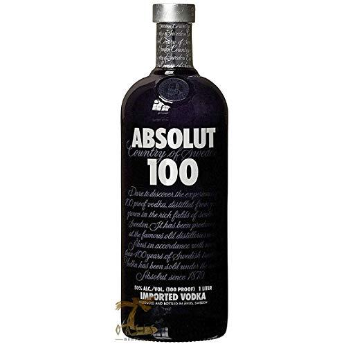 Vodka Absolut 100 de 1Litro