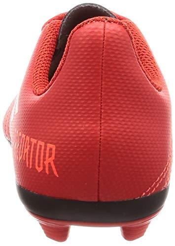 rojact Botas Unisex 19 Adidas 4 Predator Fxg De 000 rojsol J negbás Niños Multicolor Fútbol 8qXSXP5w