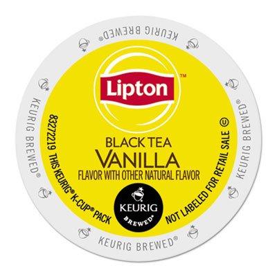 Black Tea Vanilla K-Cups, 24/Box