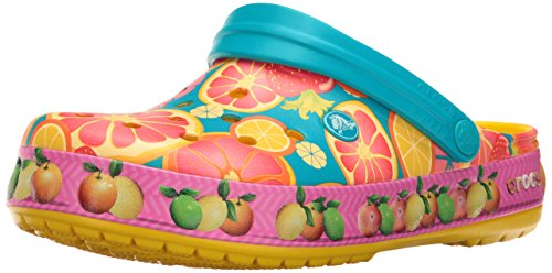 Crocs Crocband Unisex Crocs Unisex Clog Lemon Fruit Mule 8dvqvHW